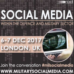 Social Media Within The Defence and Military Sector 2017