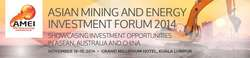 3rd Asian Mining an Energy Investment Forum (AMEI 2014)