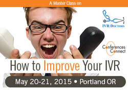 How to Improve Your IVR - Master Class 2015