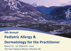 Pediatric Allergy and Dermatology for the Practitioner 2016