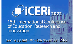 ICERI 2019 - The 12th Annual International Conference of Education, Research and Innovation