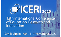 ICERI2020 - The 13th Annual International Conference of Education, Research and Innovation