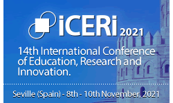 ICERI2021 - The 14th Annual International Conference of Education, Research and Innovation