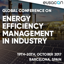 Global Conference on Energy Efficiency Management in Industry 2017