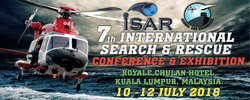 The 7th International Search & Rescue Conferences & Exhibition 2018
