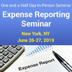 Expense Reporting Best Practices 2019