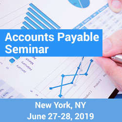 Account Payable Best Practices 2019
