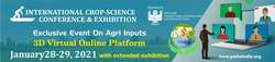 International Crop Science Conference & Exhibition