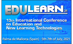 EDULEARN21 - The 13th annual International Conference on Education and New Learning Technologies 2021