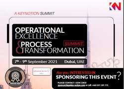 Operational Excellence & Process Transformation Summit