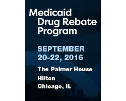 Medicaid Drug Rebate Program (MDRP) Summit 2016