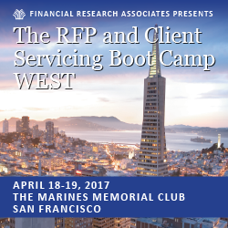 The RFP and Client Servicing Boot Camp West 2017