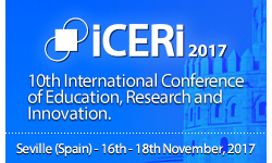 10th annual International Conference of Education, Research and Innovation (ICERI 2017)