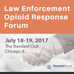Law Enforcement Opioid Response Forum 2017