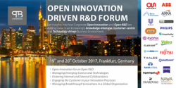 Global Open Innovation Drive R & D Forum 2017