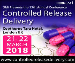 Controlled Release Delivery 2018