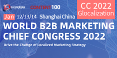 World B2B Marketing Chief Congress 2022