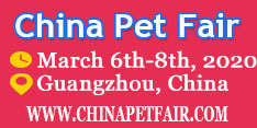 China (Guangzhou) International Pet Industry Fair (CPF 2020)