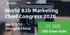 17th World B2B Marketing Chief Congress (CC 2020)