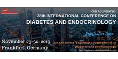 28th International Conference on Diabetes and Endocrinology