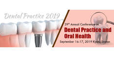 39th Annual Conference on Dental Practice and Oral Health 2019