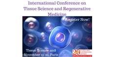 International Conference on Tissue Science and Regenerative Medicine 2018