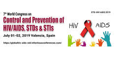 7th World Congress on Control and Prevention of HIV/AIDS, STDs & STIs 2019