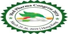 19th Annual Medicinal & Pharmaceutical Sciences Congress 2019