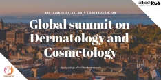 Global Summit on Dermatology and Cosmetology 2019