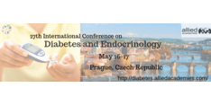 27th International Conference on Diabetes and Endocrinology 2019