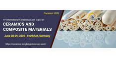 6th International Conference and Expo on Ceramics and Composite Materials