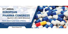 21st Annual European Pharma Congress 2019