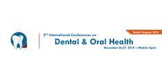 2nd International Conferences On Dental & Oral Health 2018