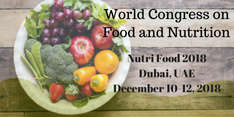 World Congress on Food and Nutrition 2018