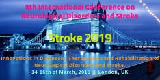 8th International Conference on Neurological Disorders and Stroke 2019