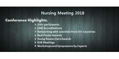 52nd International Conference on Nursing and Healthcare 2018