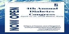 4th Annual Diabetes Congress 2019