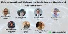 30th International Conference on Public Mental Health and Neuroscience 2019
