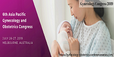 6th Asia Pacific Gynecology and Obstetrics Congress 2019