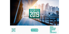 World Healthcare Exhibition and Conferences (WHEC 2019)