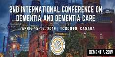 2nd International conference on Dementia and Dementia Care 2019