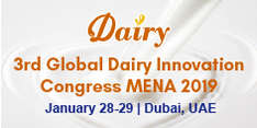 3rd Global Dairy Innovation Congress MENA 2019