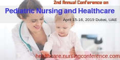 2nd Annual Conference on Pediatric Nursing and Healthcare 2019