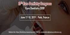 27th Euro Dentistry Congress 2019