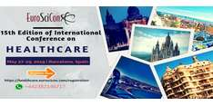 16th Edition of International Conference on Healthcare 2019