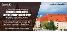 14th Edition of International Conference on Nanomedicine and Advanced Drug Delivery