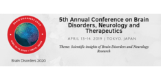 5th Annual Conference on Brain Disorders, Neurology and Therapeutics