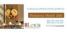 Pediatrics Health and Child Care Congress 2019