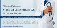 7th International Conference on Internal Medicine and Primary Care 2019