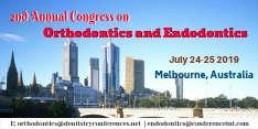 2nd Annual Congress on Orthodontics and Endodontics 2019